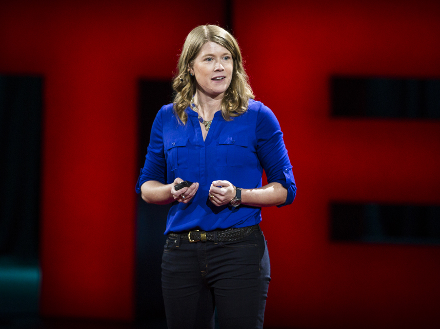 Meet the 2016 TED Prize winner